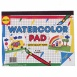 Watercolor Pad 9 In. x 12 In.