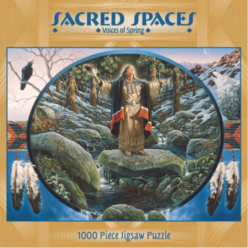 Voices Of Spring Jigsaw Puzzle 1000pc