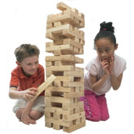 3/4 Size Blockbusters Garden Game