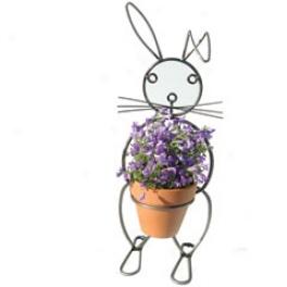 Beverly Bunny Pot Holder