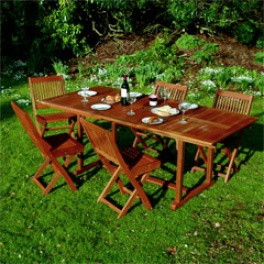 Extending Table And Chairs Kit