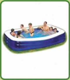 Family Fun Pool - 120inch