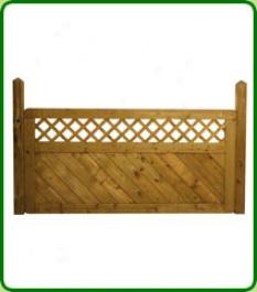 Fence Panel - Dublin