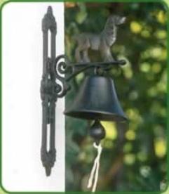 Garden Bells: Dog
