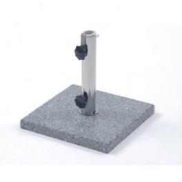 Granite Umbrella Square Base 15kg