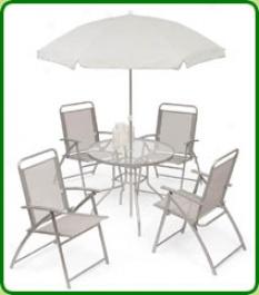 Lyon Table & Chairs Set