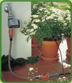 Microdrip Automatic Watering System