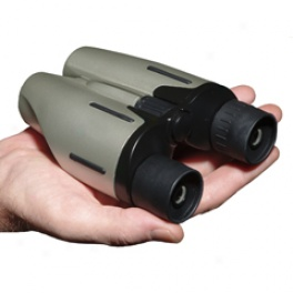 Powerful Compact Zoom Binoculars