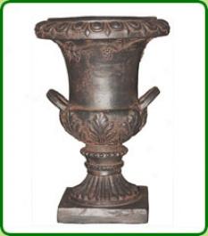 Small Vine Urn