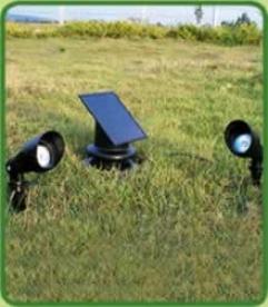 Solar Spotlight Set