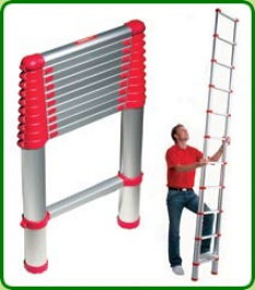 Telesteps Red Line Telescopic Ladder