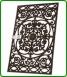 Cast Iron Doormat