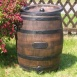 Wine Barrel Water Butt  50 litre