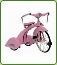 Orally transmitted Trike (pink Princess)