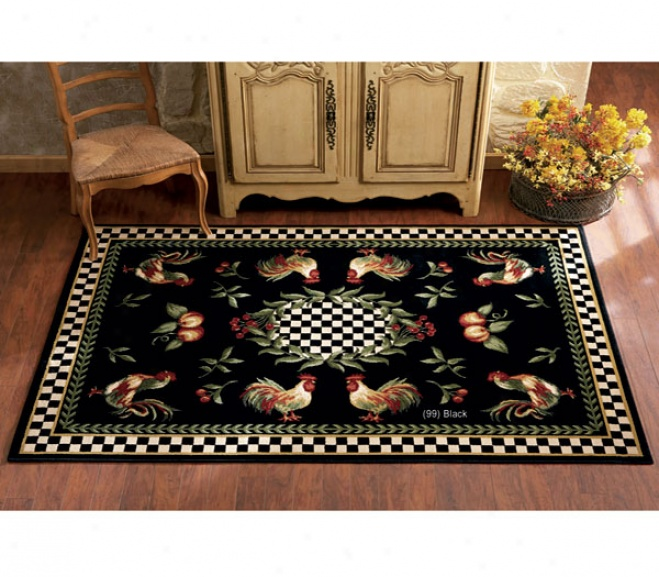 Avalon Rooster Rugs