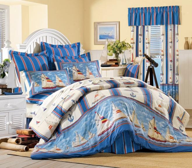 Cape Cod Comforter Set