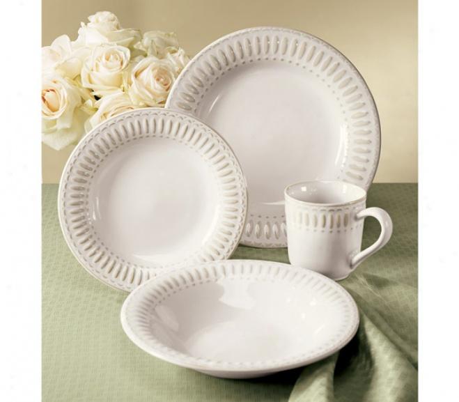 Dunham 32-pc. Dinnerware Set