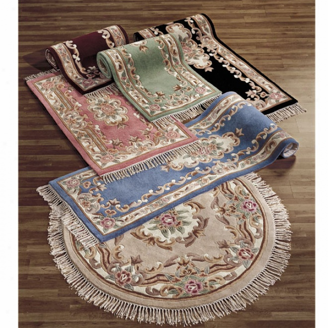 Hand Carved Aubusson Wool Rugs Area Rug Ideas
