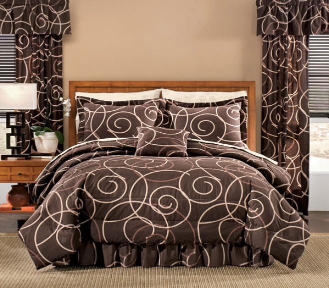 Nirvana Comforter Set