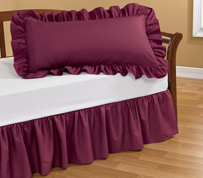 Ruffled Bed Skirts For Your Daybed