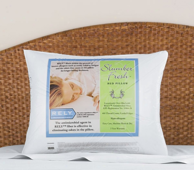 Sale! Sleep  Fresh Anti-microbial Pillow