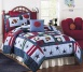 All Sports Mini Quilt With Shams