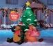 Moose, eBar, Tree Inflatable