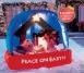 Nativity Globe Inflatable