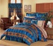Serape Stripe Comforter Set
