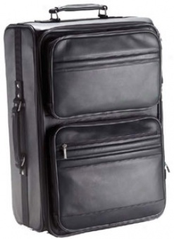 Clava Leather Luggage 22