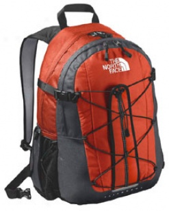 The North Face Daypacks Slingshot Indian Clay Red #ab14-62z