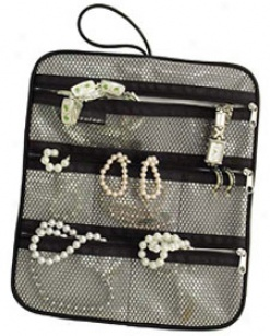 Travelon Cosmetic, Jewelry And Toiletry Kits Jewelry Roll #tc42205