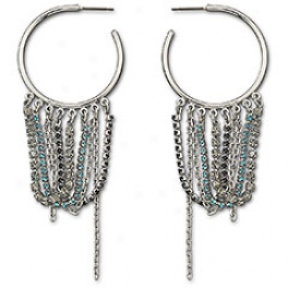 Drama Hoop Earrings