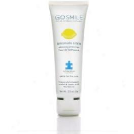 Gosmmile Lemonadde 3.5 Oz Toothpaste 3.5 Oz