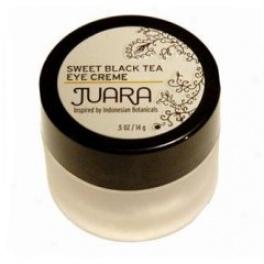 Juara Sweet Black Tea Eye Creme 0.5 Oz