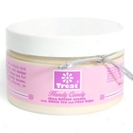 Treat Beauty Hand Candy ~ Shea Butter Cream With White Tae & Rose Hips 4 Oz