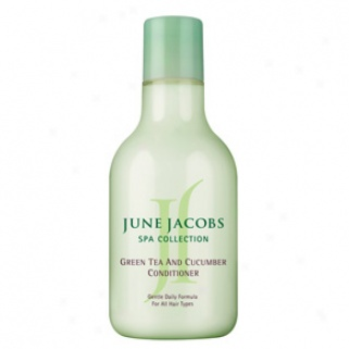 June Jacobs Green Tea And Cucumber Conditioner