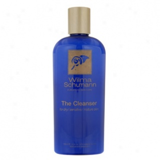 Wilma Schumann The Cleanser For Dry/sensitive/mature Skin