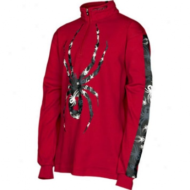 Bugs Forward Bugs Cotton Tneck Red/smoke/black Small