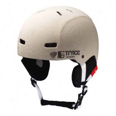 Burton Kids Skate/snow Mark 0.5 Helmet Wht Can Sm
