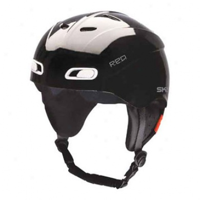 Burtoj Skycap Ii Snowbord Helmet Black Medium