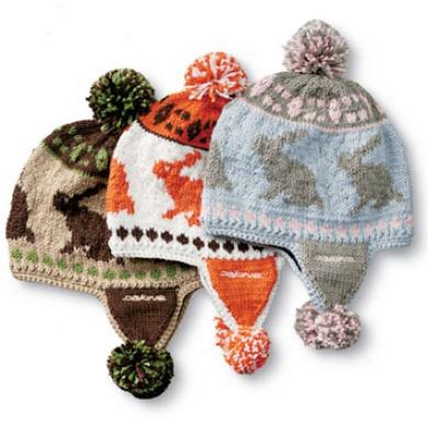 Dakine Snow Bunny Ski Hat For Girls Grey
