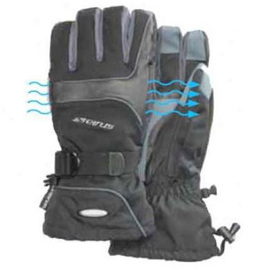 Giii Glove Black Xlarge