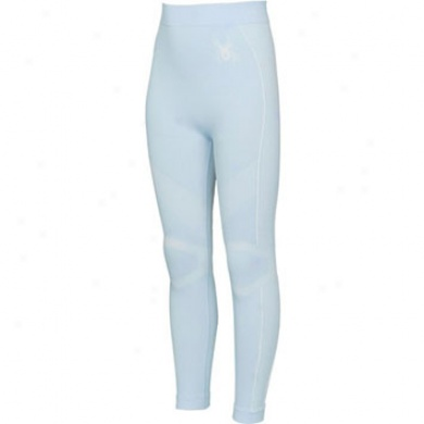 Girls Seamless Base Layer Pant Crystal S/m