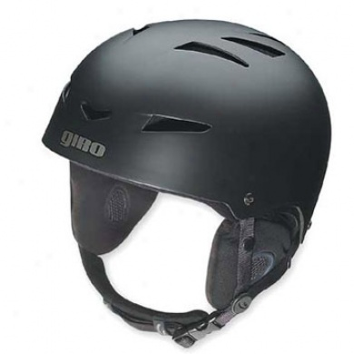 Giro Encore Ski/snowboard Helmet Matte Black Small