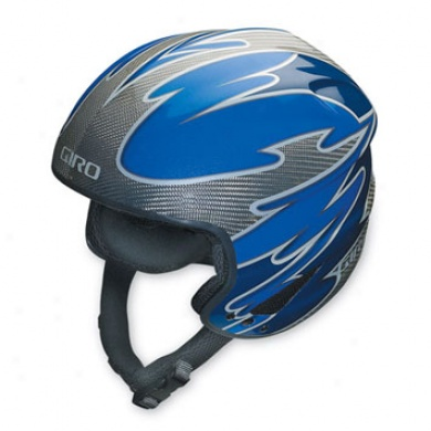 Giro Streif Ski/snow Helm Blue/silver Xlarge