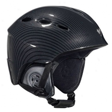 Men's Vortex Helmet Carbon Medium/large